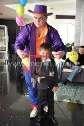 Детский день рождения в Донецке