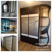 Шкафы-купе. Изготовление встроенной и корпусной мебели.