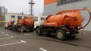ILOSOS, прочистка канализации 100-800 диаметр