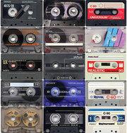 Продам б/у касеты