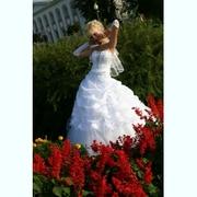 Свадебное платье (ну очень красивое)