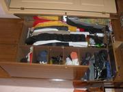 шкаф для одежды  б, у  в хорошем состоянии